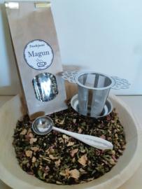 Magun - Dankjewel  - bio-zwarte thee  75 gr