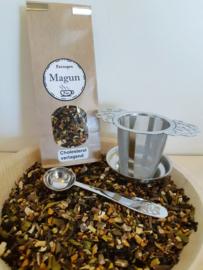 Magun - Reinigen - biologische pu erh thee 75 gr