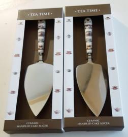 TEA TIME Taartschep