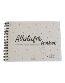 Allerliefste mama - invulboekje voor de liefste moeder