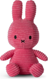 Nijntje Corduroy Bubblegum roze 23 cm