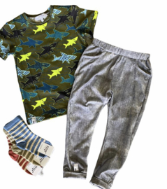 Baggy broek| Jeans | MissDraad
