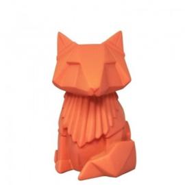 Mini ledlamp orange fox