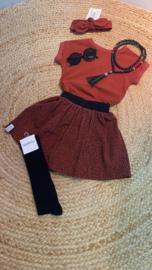 Skirt | Panter | Roest | MissDraad
