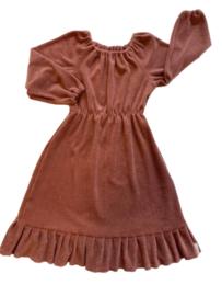 Zoofs   Zofia dress   Clay   Jurk