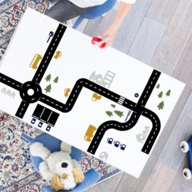 Sticky Roads Kleur | Stickers |  Voordeelset | Studio Jong