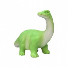 Mini ledlamp dino groen diplodocus