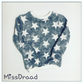 Stoere sweater Ster