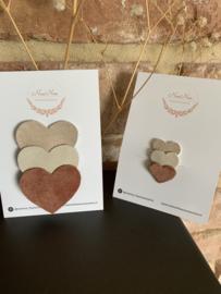 Haarknipjes Love | Hope  | Noe Noe Haaraccessoires