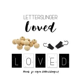 Letterslinger Loved