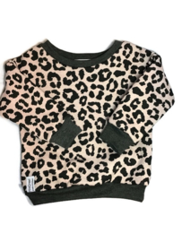 Sweater Panter Roze