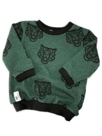 Sweater Tijger Groen