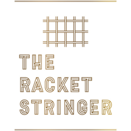 Tennis t-shirt dames - THE STRINGER