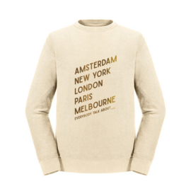Tennistrui - 020 Amsterdam + grandslam steden