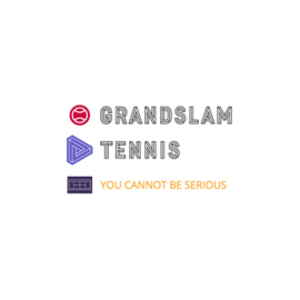 Tennis t-shirt - You cannot be serious