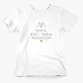 Tennis shirt heren - Big III - Rafa