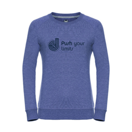 Tennis sweater dames - Push your limits