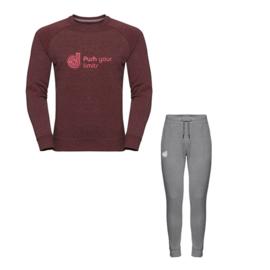 Joggingpak heren - Donna slimfit