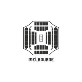Tennis hoodie - Melbourne court no.1