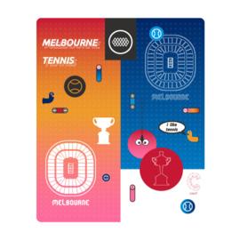 Tennistrui - Melbourne centre court