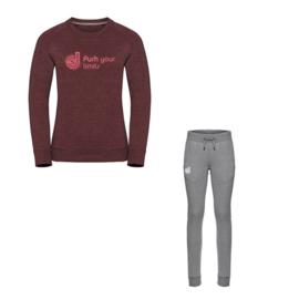 Joggingpak dames - Donna slimfit