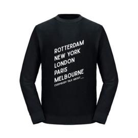 Tennistrui - 010 Rotterdam + grandslam steden