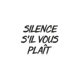 Dames tennistrui - Silence