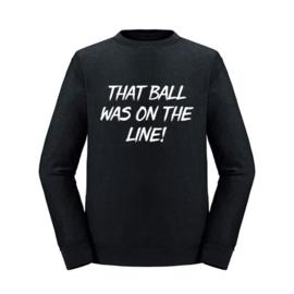 Tennistrui - That ball
