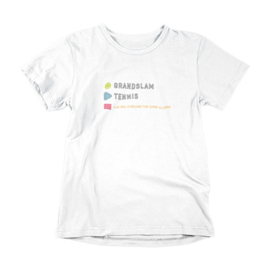 Tennis t-shirt - The ball is round