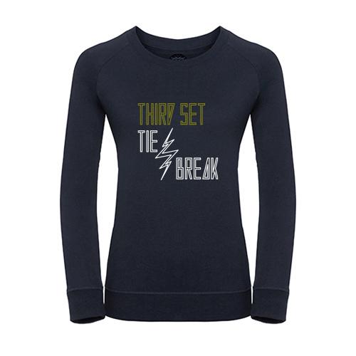 Tennis sweater - third set tiebreak II