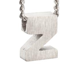 Bedel letter Z - zilver