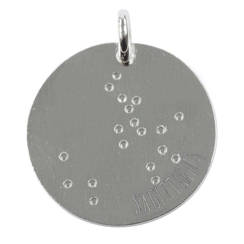 Boogschutter zodiac sky - zilver