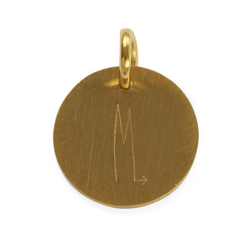 Schorpioen zodiac sign - goud