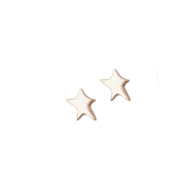 Handmade star goud