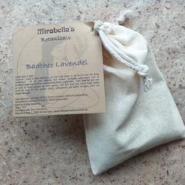 Zakje Badthee Lavendel