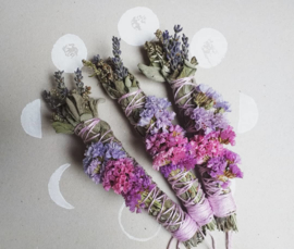 Flower Smoke Wand // Virgo