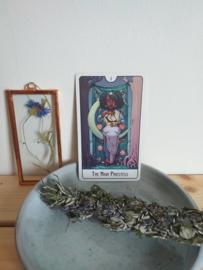 Smoke Wand // Bijvoet Lavendel