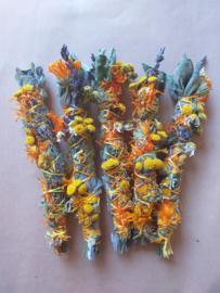 Flower Smoke Wand // Salie Lavendel