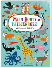 Mijn bonte beestenboek | kijkboek karton