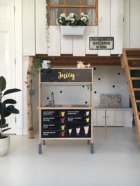 Stickerset juicy    Ikea keukentje hack