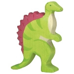 Holztiger houten  Spinosaurus  (80334)