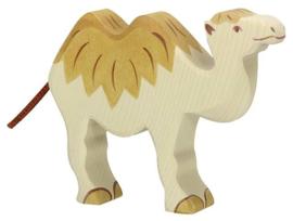 Holztiger houten kameel (80164)