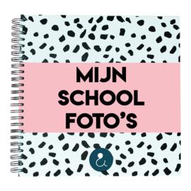 Basisschool invulboek | roze