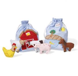 Storybag boerderij | Oskar & Ellen