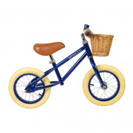 Loopfiets peuter | Banwood First Go blauw