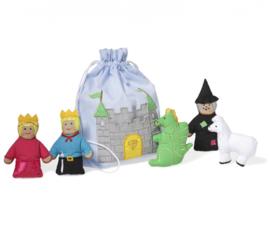 Storybag kasteel | Oskar & Ellen