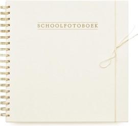 Schoolfotoboek   linnen kaft