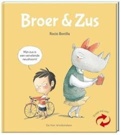 Broer & zus / Zus & broer | omkeerboek