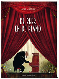 De beer en de piano | prentenboek