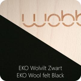 Wobbel Original | vilt zwart